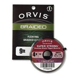 Orvis Braided Leader System 9 ft.