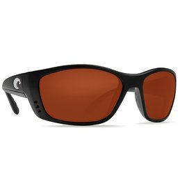 COSTA Fisch (C-Mates 2.5 Copper) Matte Black Frame