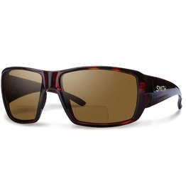 SMITH Guide's Choice (Polar Brown 2.50 Bifocal) Matte Havana Frame