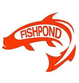 Fishpond Rollin King Sticker