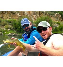 Arkansas River Full Day Float Fishing Trip