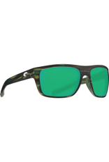 Costa Broadbill Matte Reef/Green Mirror 580P