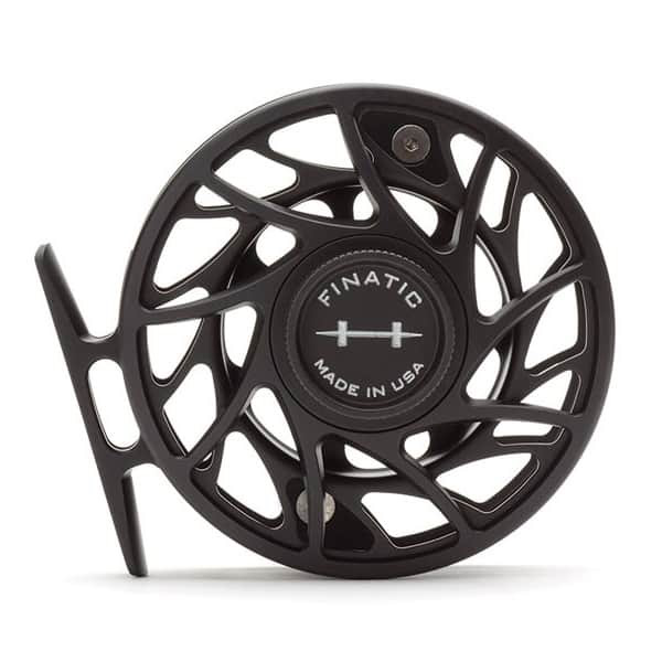 Hatch Finatic 4Plus Gen 2 Black Large Arbor