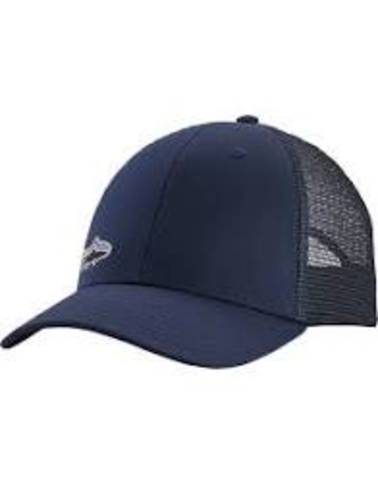 Patagonia Small Fitz Roy Fish LoPro Trucker Hat Navy