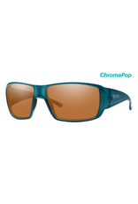 Smith Guide's Choice Matte Crystal Deep Forest ChromoPop Polarized Copper