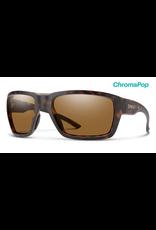 Smith Highwater ChromaPop Plus Matte Dark Amber Tort/Polarized Brown