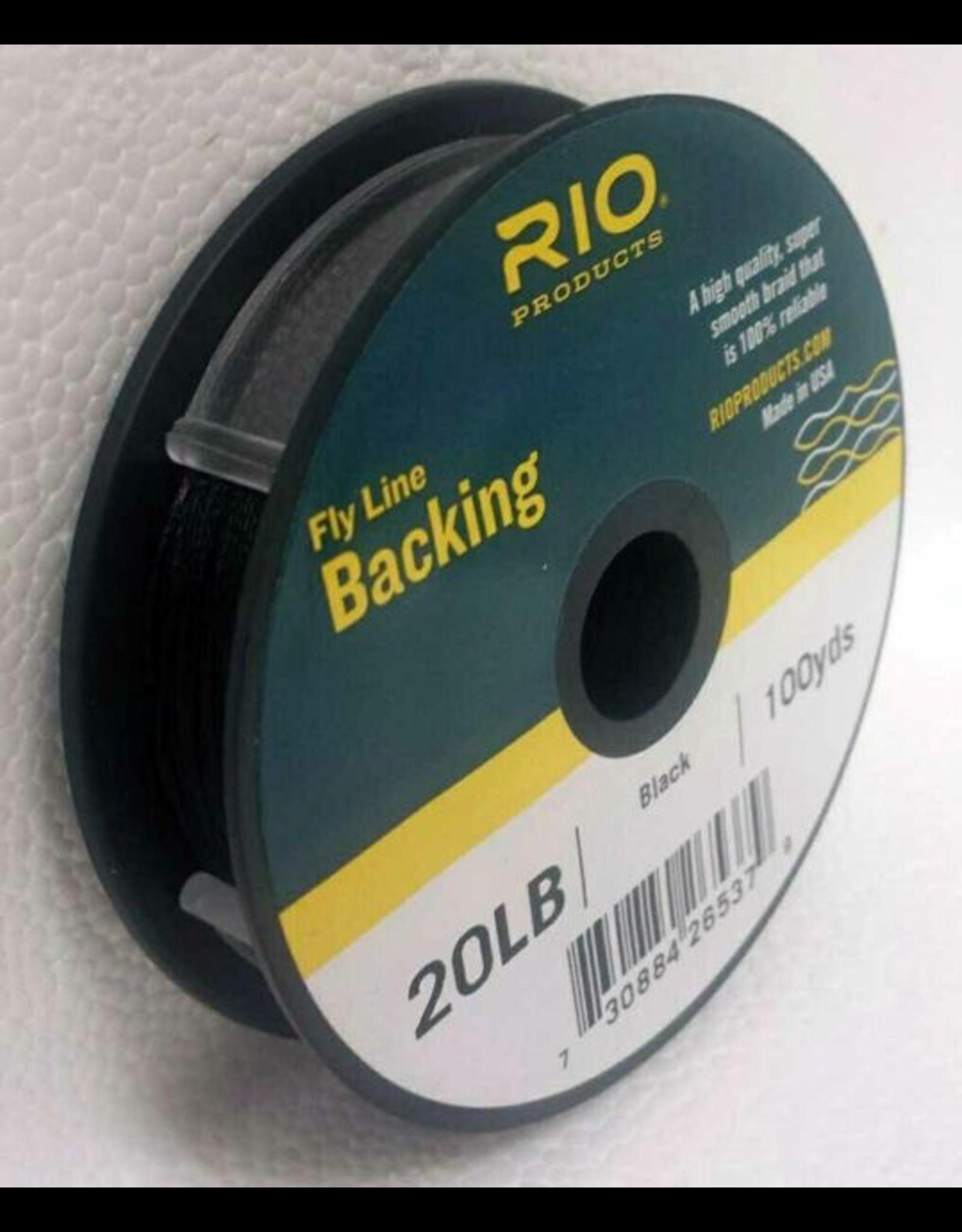 RIO's Black Backing