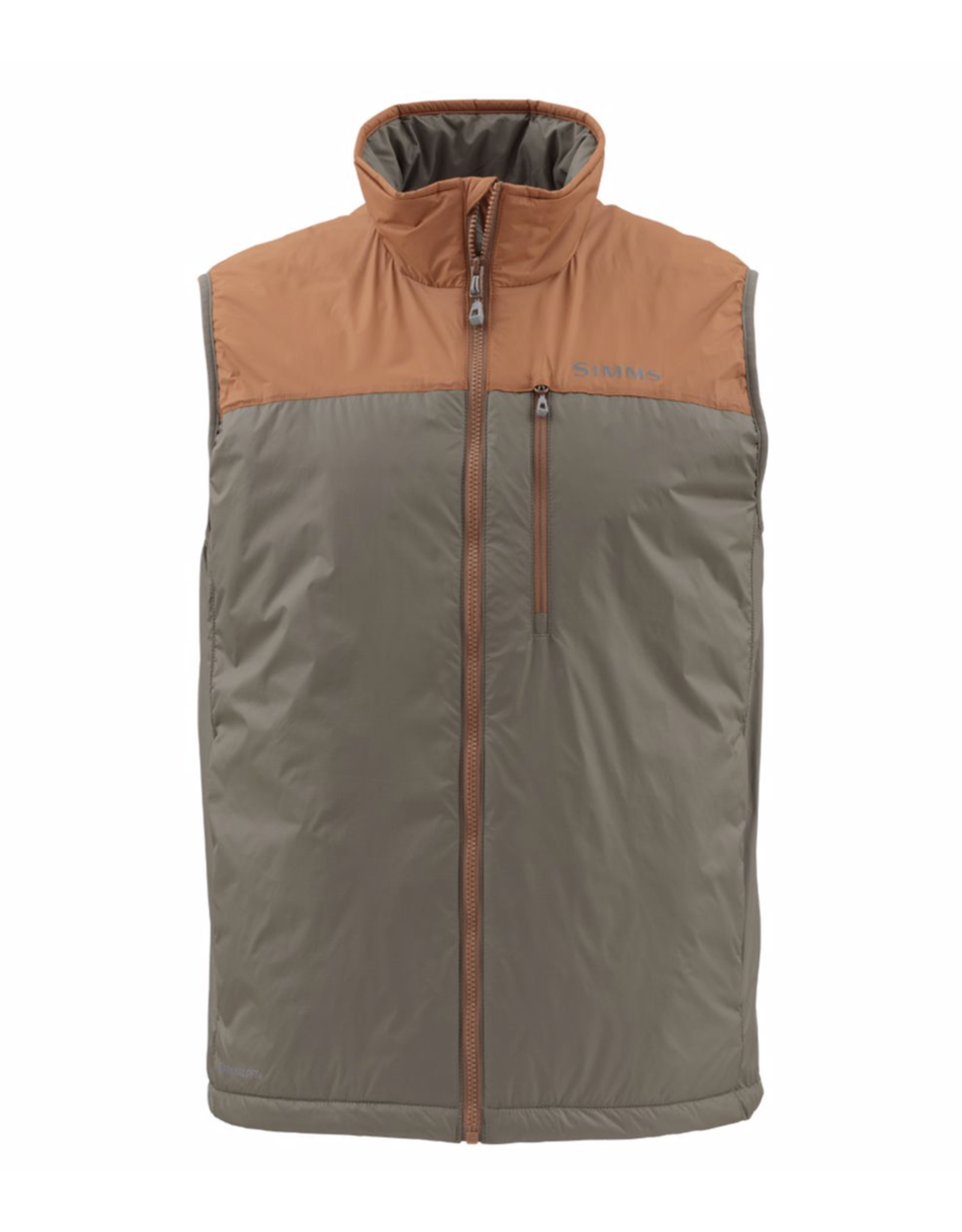 Lightweight PrimaLoft® Gold insulated vest that keeps your core temperature intact with the best warmth-to-weight ratio on the water.