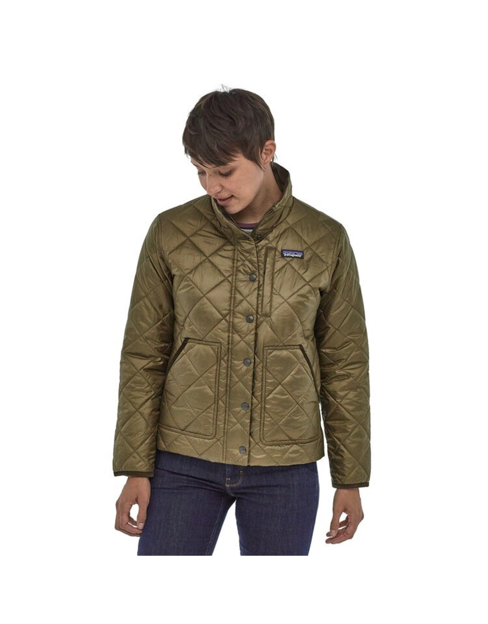 A field jacket best suited for working in transitional weather; lightly insulated with 60-g THERMOLITE® ECO92 and Fair Trade Certified™ sewn.