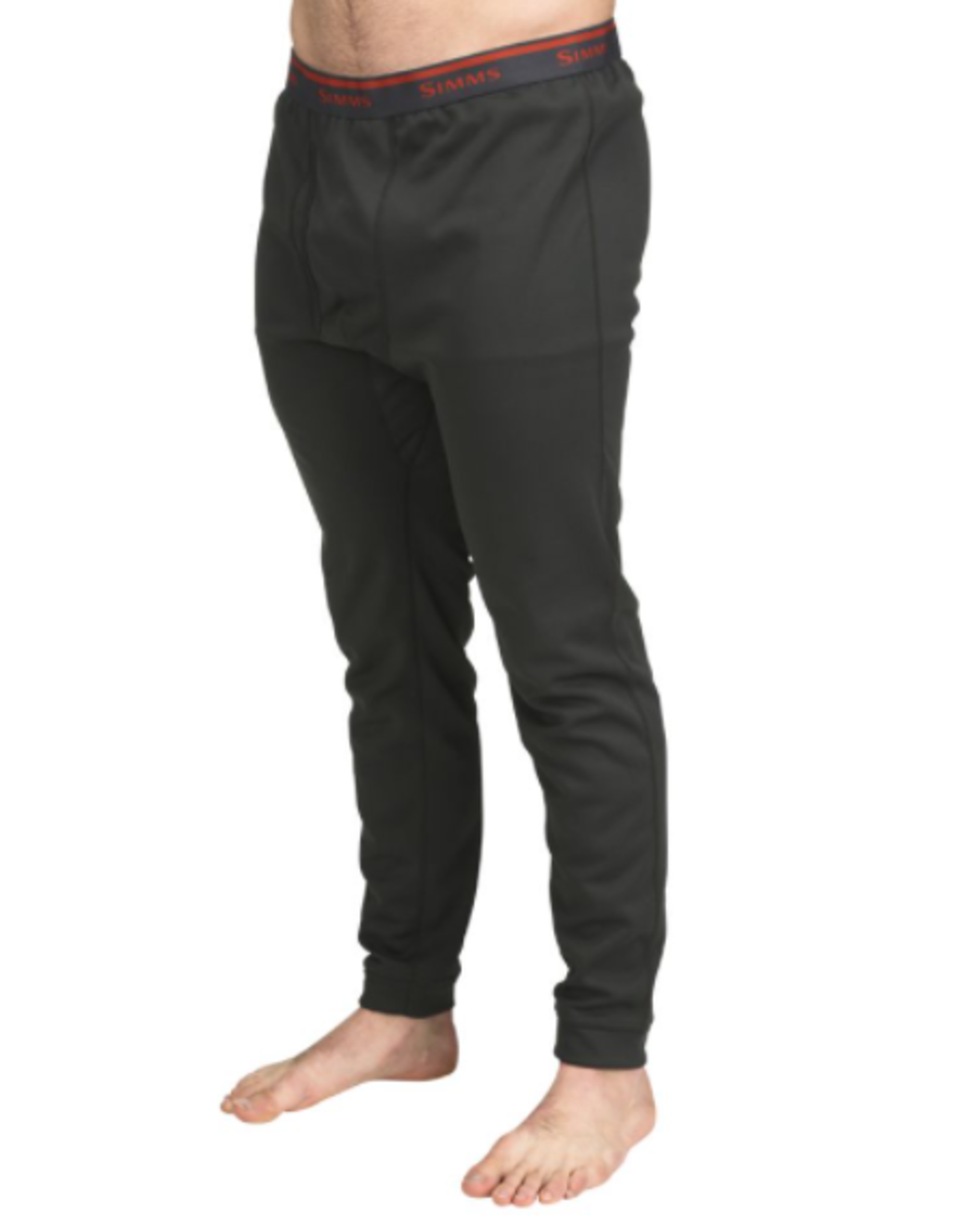 Warm, moisture-wicking bottoms that feature a soft, anti-microbial polyester interior for layering under waders or bibs.