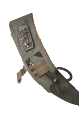 The Steamboat ZS2 Sling carries like a fully supported backpack leaving your line-of-sight and range-of-motion free upfront. Perfect for spey or switch fisherman.