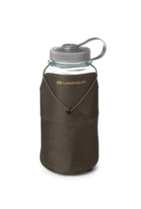 Will securely hold a wide range of water bottles and readily attach to many of the packs.