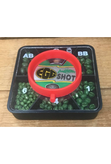 Dinsmore Egg Shot 5 Size Dispenser Tin