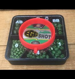 Dinsmore Egg Shot Stealth 5 Size Dispenser Tin