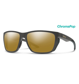 Smith Longfin Matte Gravy ChromaPop Polarized Bronze Mirror