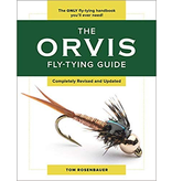 Orvis Fly Tying Guide by Tom Rosenbauer