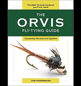 Orvis Fly Tying Guide by Tom Rosenbauer
