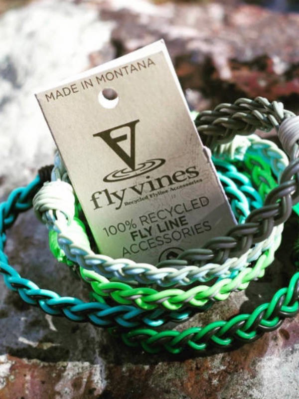 This bracelet is made out of thicker line, and is perfect for those anglers who are looking for a bulker bracelet