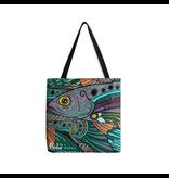 Tote-Groovy Grayling Design, Regular