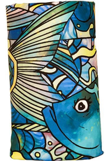 This beautiful Totally Tarpon design shows how majestic this fish is!