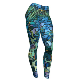 Fishewear Totally Tarpon Leggings