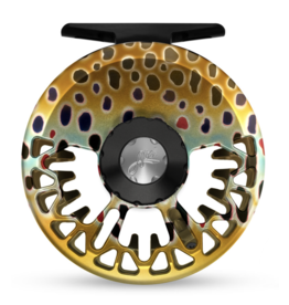 Abel Vaya 5/6 Reel (Artist Series: Native Brown)