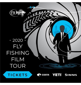 Fly Fishing Film Tour 2020 Ticket