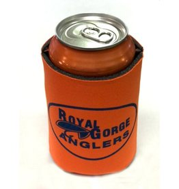 Royal Gorge Anglers Koozie
