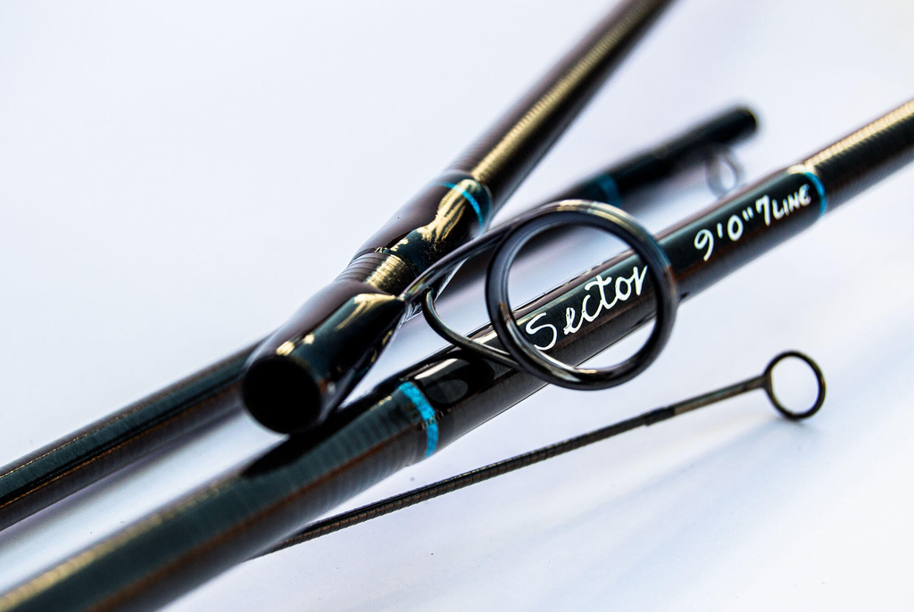 Scott Introducing the all new Sector Series of high performance, hand crafted fly rods from Scott.