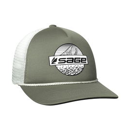 SAGE Foam Trucker (Olive-Rising Trout)