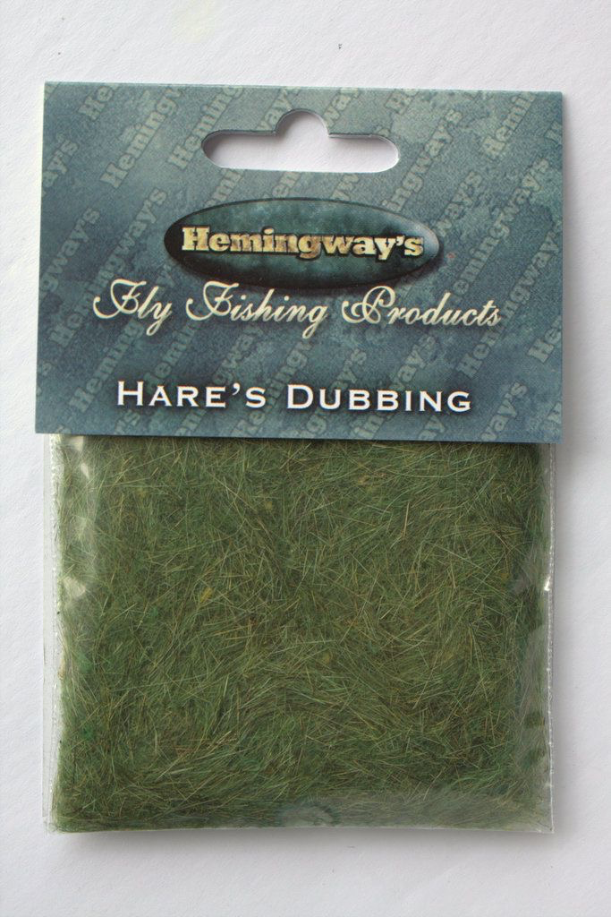 Hemmingway's Hare's Ear Dubbing