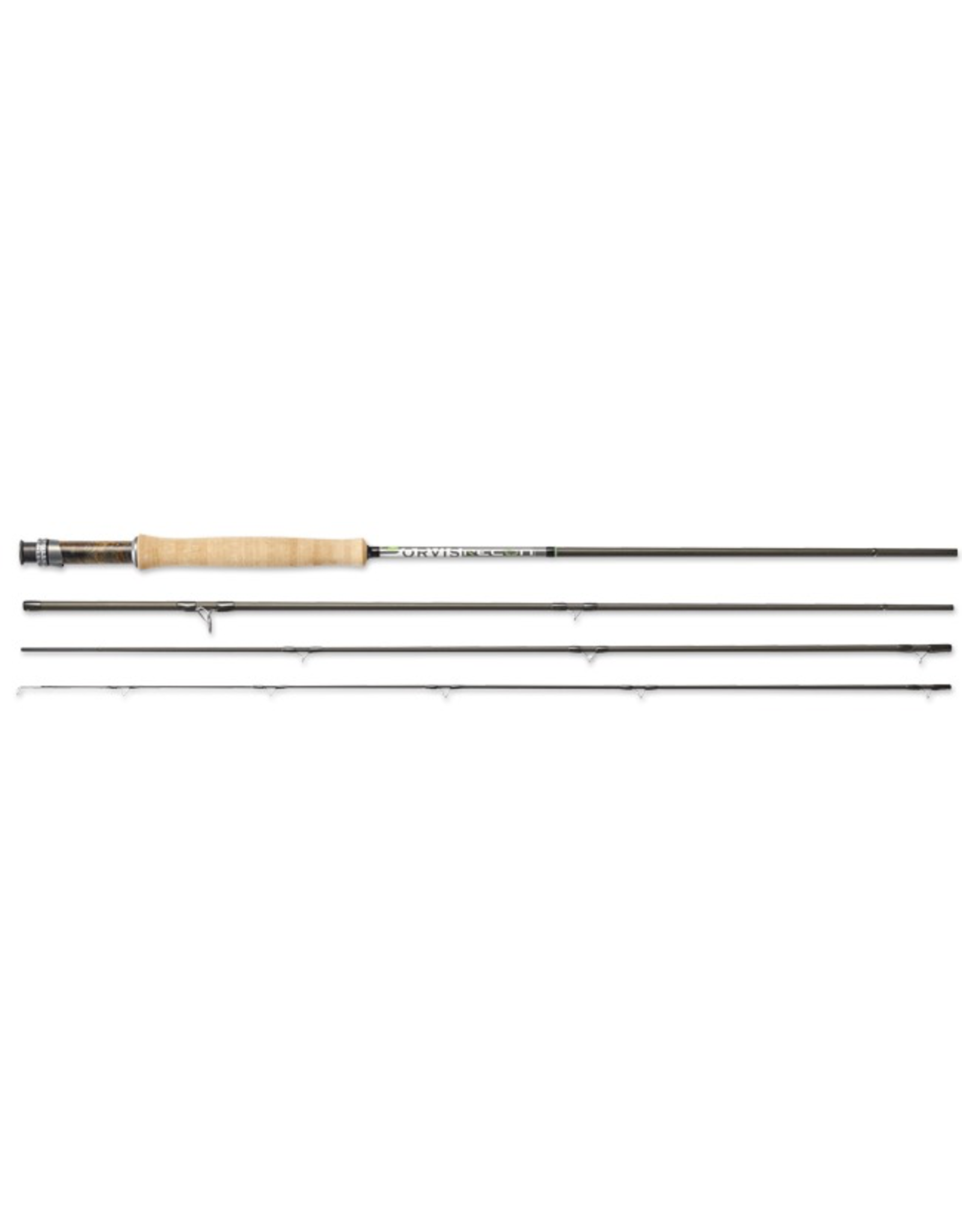 """Sneak up on the spookiest trout with the Recon 3-Weight 7'6"""" 4-Piece Fly Rod"""