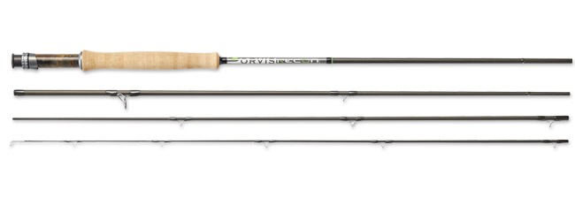 "For a mid-price fly rod with premium versatility, choose the Recon 4-Weight 8'6"" 4-Piece"