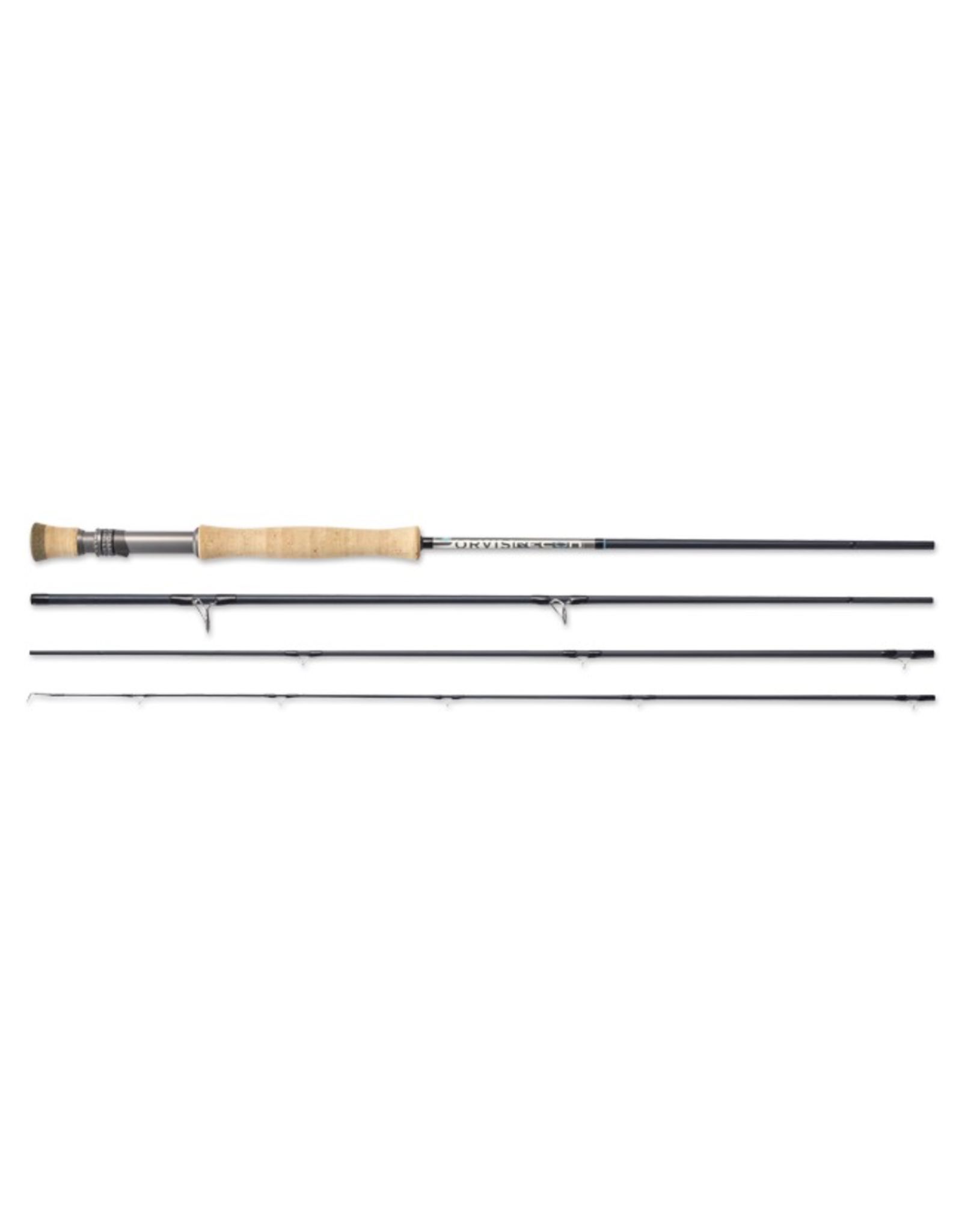 The Recon 6-Weight 9' 4-Piece SW Fly Rod offers impressive saltwater performance—and more