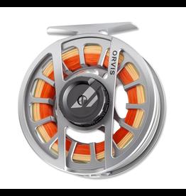 NEW ORVIS Hydros II Reel (Silver) 3-5wt