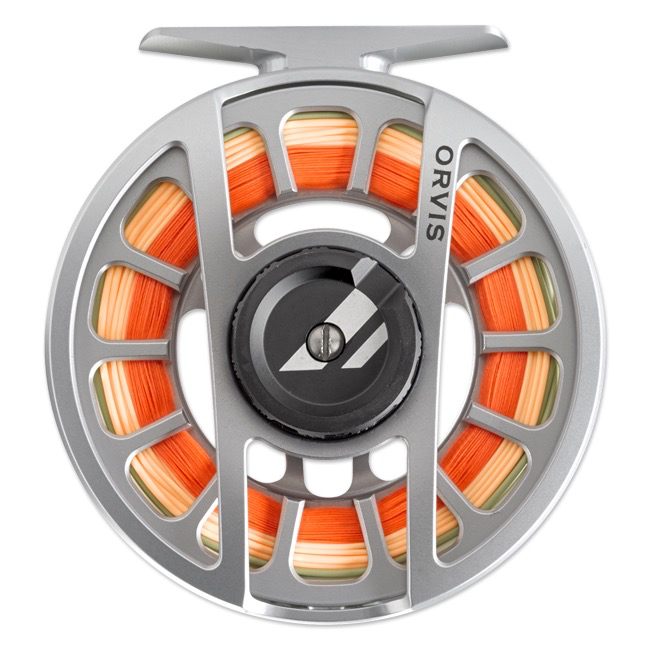 Orvis has refined their best-selling Hydros Reels for even better performance