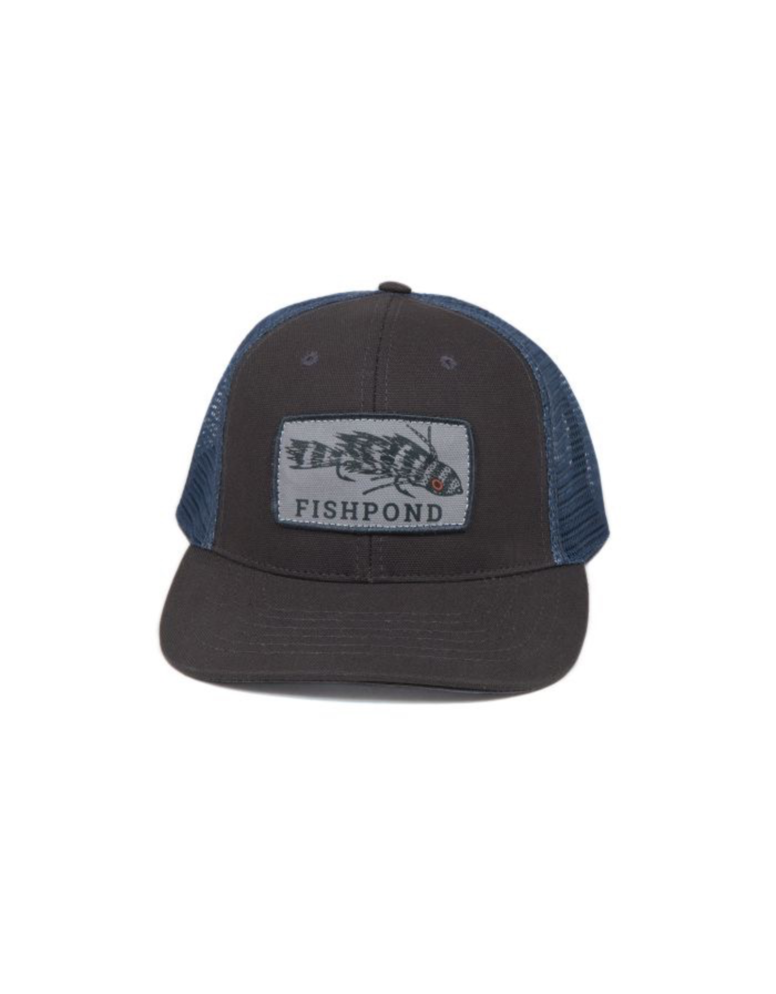 Fishpond Meathead Hat Charcoal/Slate