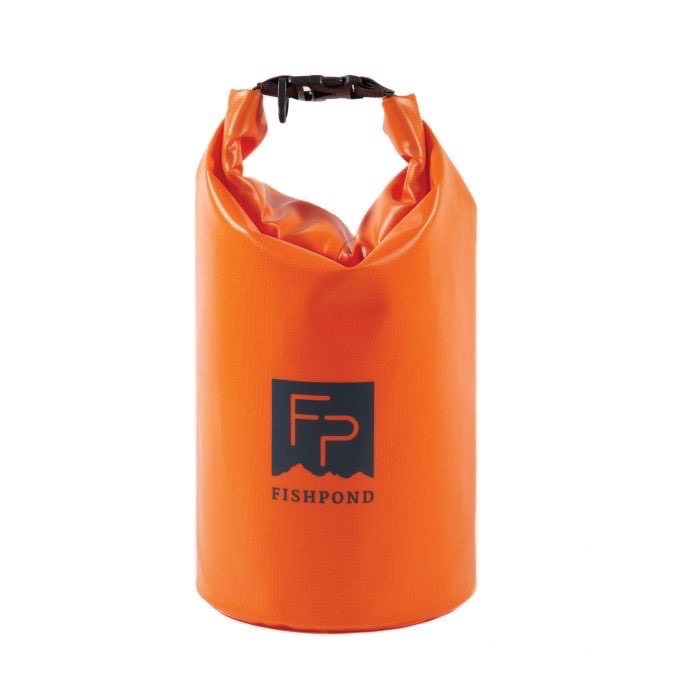 Fishpond Thunderhead Roll Top Dry Bag Orange