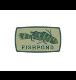 Fishpond Meathead Sticker
