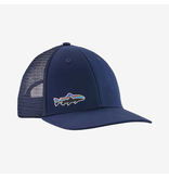 Patagonia Lo Pro Trucker Classic Navy with Trout