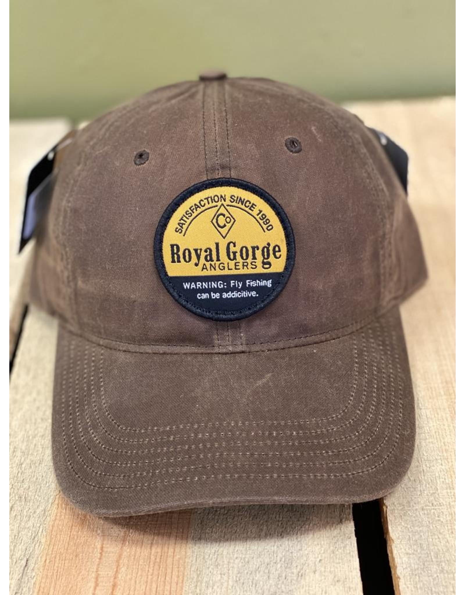 RGA Addictive Waxed Cotton Hat