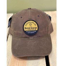 RGA Addictive Waxed Cotton Hat (Buck)