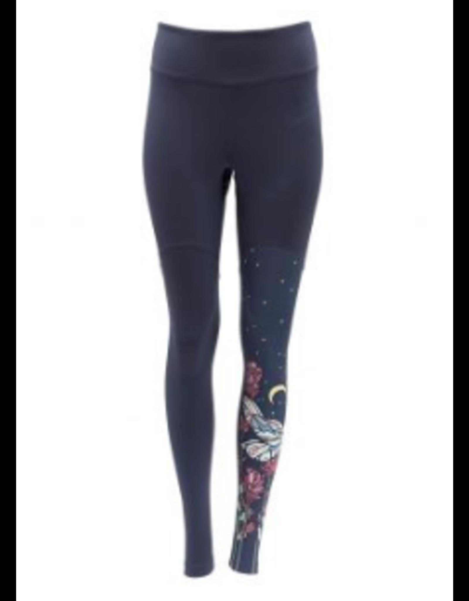 Functional, fashionable, fishy leggings