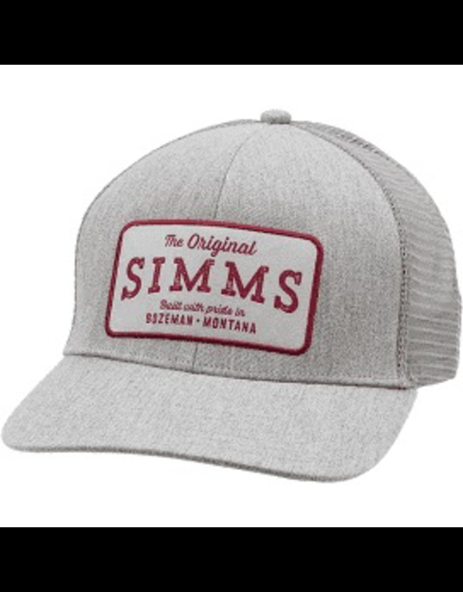 Simms Retro Patch Trucker Hat