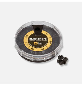 Loon Black Drops 6 Division Split Shot Assortment Tin