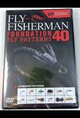 Fly Fisherman Foundation Fly Patterns DVD
