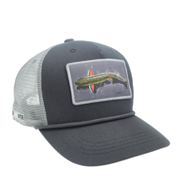 Rep Your Water Shallow Water Brookie Trucker