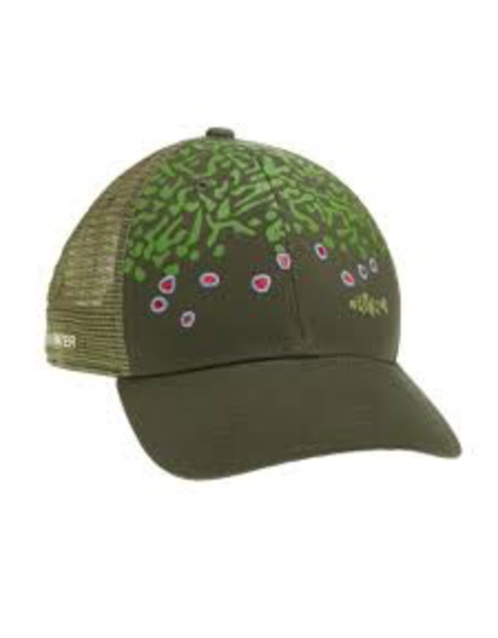 Rep Your Water Brook Trout Skin Trucker