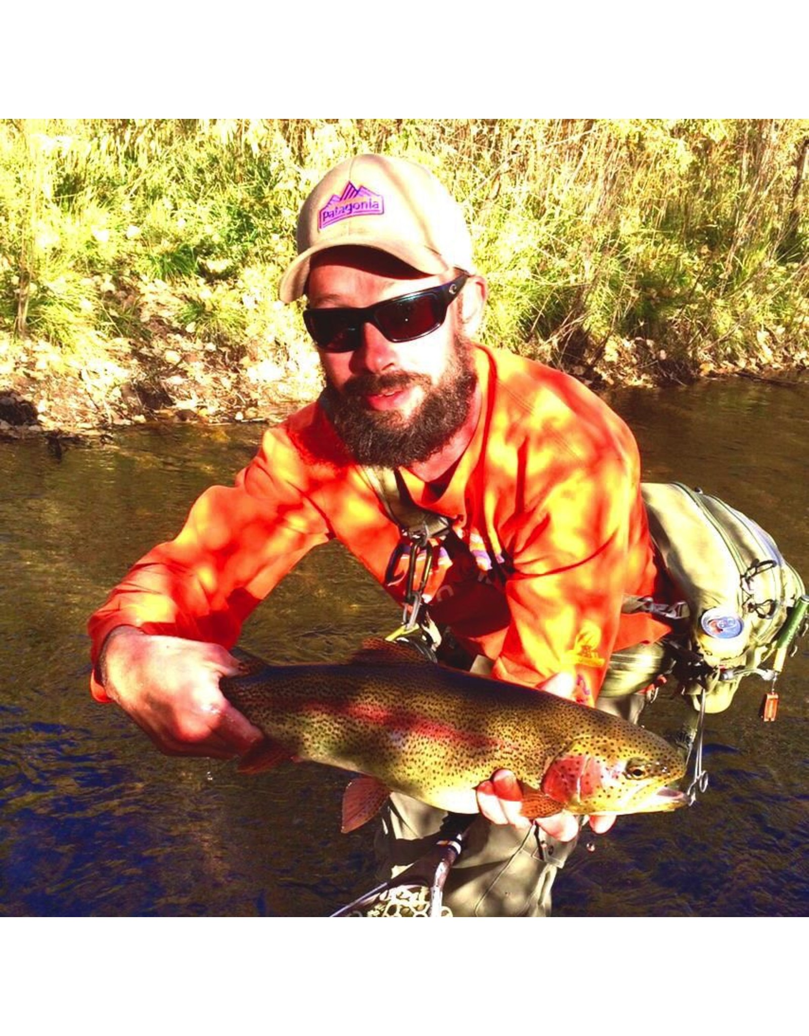 Sporting Times Ranch Overnight Guided Fly Fishing Trip