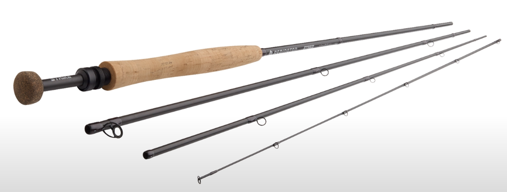 Built for tight-line and Euro-style nymphing technique
